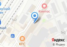 Компания «Заветное желание» на карте