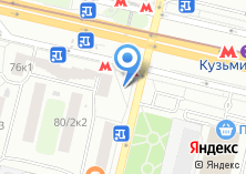 Компания «Мастерская по изготовлению ключей на Маршала Чуйкова» на карте