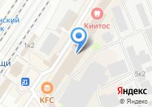 Компания «Мое время - брендинг» на карте