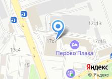 Компания «Ванюшкины сладости» на карте