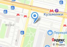 Компания «Remmob-кузьминки» на карте