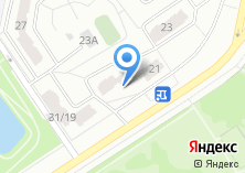 Компания «Стаффилэнд» на карте