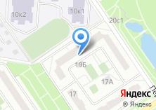 Компания «Новомарьинская 19» на карте