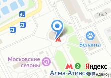 Компания «Станция Алма-Атинская» на карте
