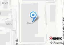 Компания «Ретал» на карте