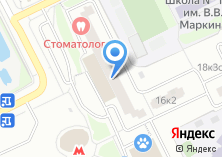 Компания «Ремонт окон Братеево» на карте
