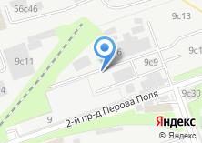 Компания «ТехПромЛига» на карте