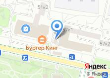Компания «Доктор на дом» на карте