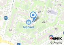 Компания «Мебель на заказ» на карте