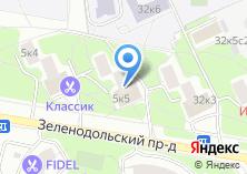 Компания «ХэппиЧ» на карте
