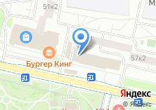 Компания «ZOOСЕРВИС» на карте