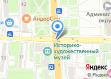 Компания «ПЕРЕВОЗКИ-VLG» на карте