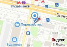 Компания «Булочная от Настасьи Петровны» на карте