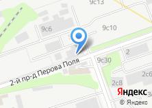 Компания «Московская служба быта» на карте