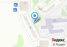 Компания «Новое Домодедово» на карте