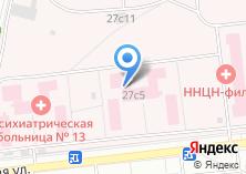 Компания «Психиатрическая больница №13» на карте