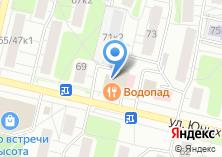 Компания «Магнолия» на карте