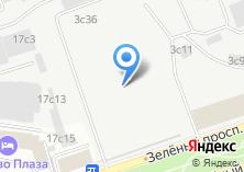 Компания «ДоставкаИнфо» на карте