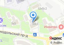 Компания «Елкотекс» на карте