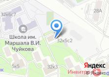 Компания «Совет ветеранов района Кузьминки» на карте
