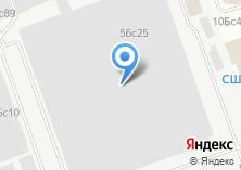 Компания «ЭргоДизайн» на карте