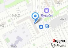 Компания «ИнжЭлектроПроект» на карте