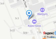Компания «Фемида-М» на карте
