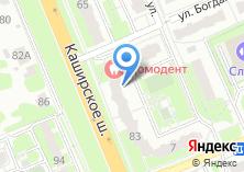 Компания «Нотариусы Голенцов С.В. Лобанова М.Н» на карте