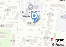 Компания «Шиномонтажная мастерская на Перовской» на карте