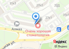 Компания «Энергия-98» на карте