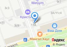 Компания «РИА Новая Волна» на карте