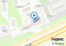 Компания «Мерв К» на карте