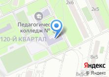 Компания «Средняя общеобразовательная школа №468» на карте