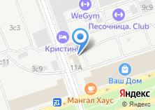 Компания «MAGAZIN DOMA» на карте