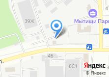 Компания «Автостоянка на Силикатной» на карте