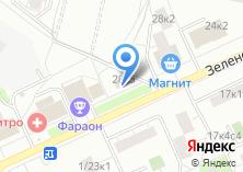 Компания «Шашлыкофф» на карте