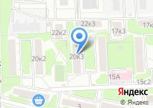 Компания «ОПОП Восточного административного округа район Измайлово» на карте
