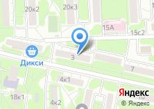 Компания «О`К» на карте