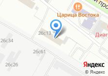 Компания «Сантехника-Вита» на карте