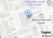 Компания «МЕТАЛКОНТ» на карте
