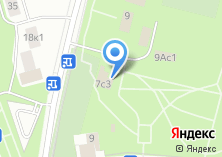 Компания «Перовский дворик» на карте