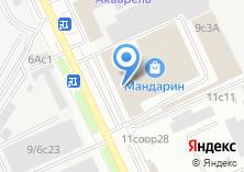 Компания «ТеплЭко Москва» на карте