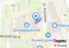 Компания «Деворе - Салон штор» на карте