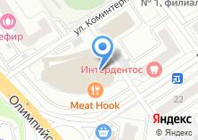 Компания «Алёшенька» на карте