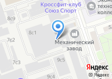Компания «Кузов» на карте