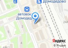 Компания «Магазин подарков» на карте