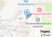Компания «Теплохаус» на карте