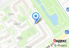 Компания «Фертика» на карте