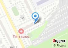 Компания «Братеевская 23-1» на карте