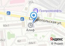 Компания «Институт управления и права» на карте